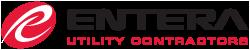 Entera Utility Contractors Logo