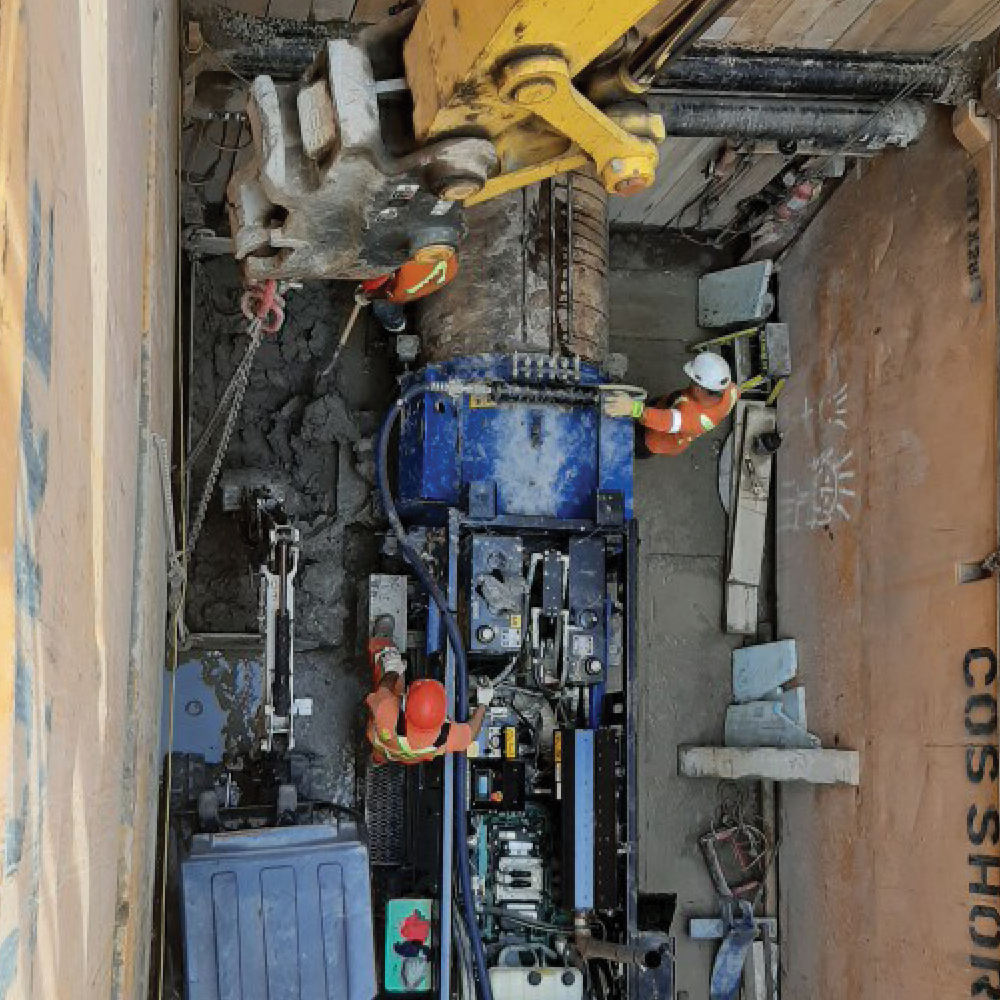 Services-Drilling